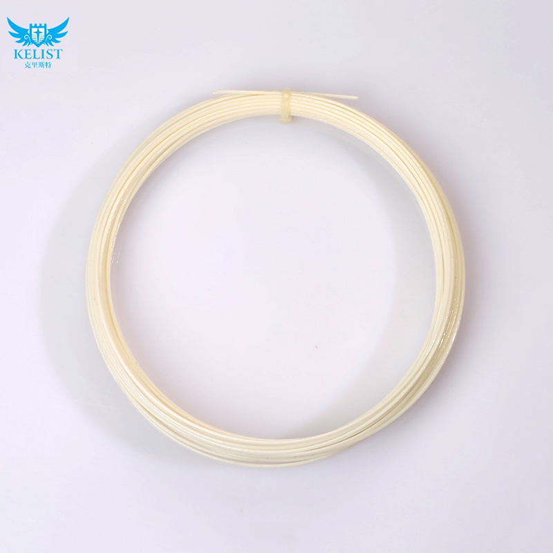 Six angle polyester line of tennis rackets
